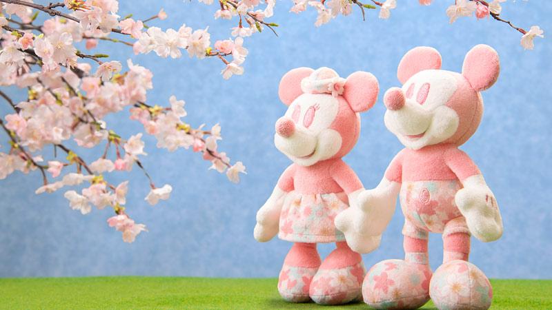 春を感じる桜のグッズのイメージ