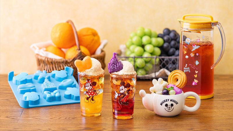 東京ディズニーリゾートグッズのとっておきのアレンジアイディア! 「ディズニーアイディアメイト」特集のイメージ