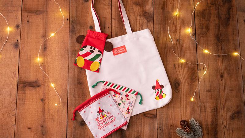 東京ディズニーリゾートにやってきた</br> クリスマスの妖精「リルリンリン」のグッズのイメージ