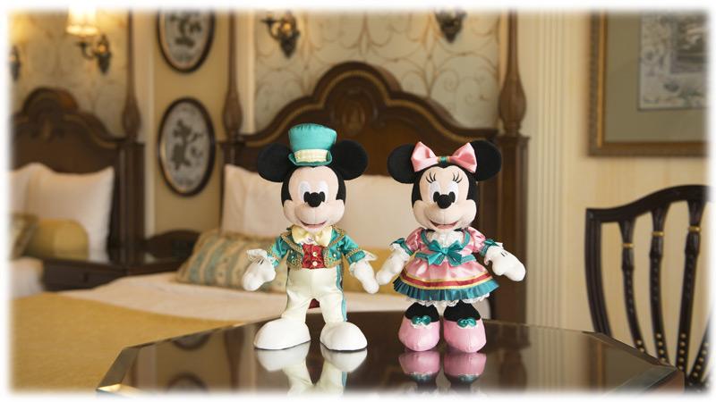 ディズニーホテルご宿泊のゲストだけの特典のイメージ