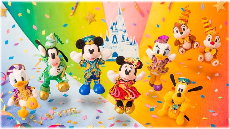 """東京ディズニーリゾート35周年""""Happiest Celebration!""""のイメージ"""