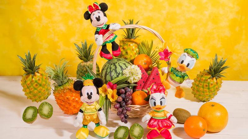 カラフル&フレッシュ「フル!フル!フルーツ!」のグッズのイメージ