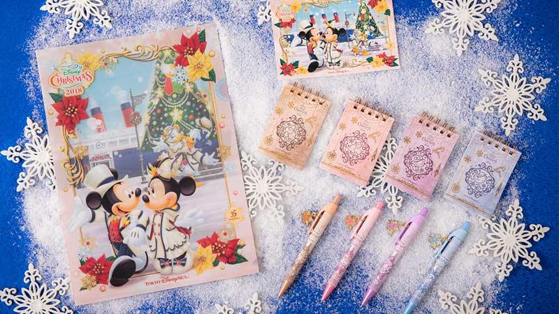 東京ディズニーシー ディズニー・クリスマスのイメージ