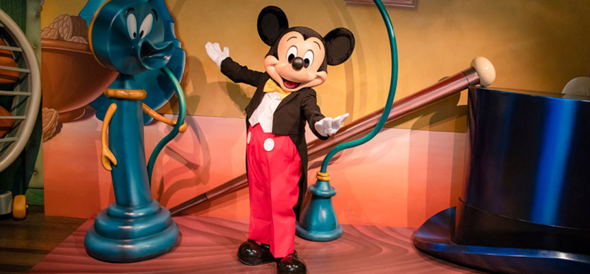 image of Mickey's House and Meet Mickey1