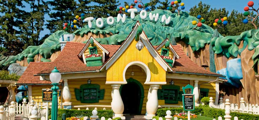 image of Mickey's House and Meet Mickey2