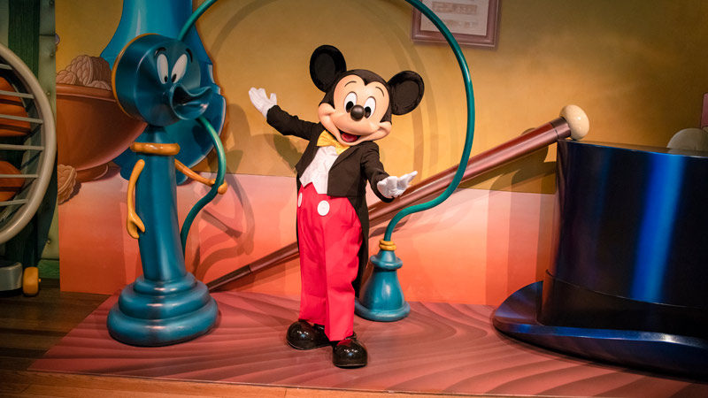 image of Mickey's House and Meet Mickey