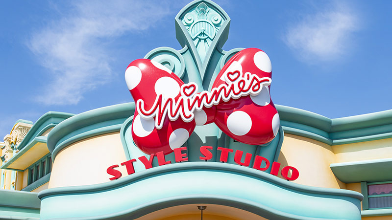 image of Opening on September 28 Minnie's Style Studio