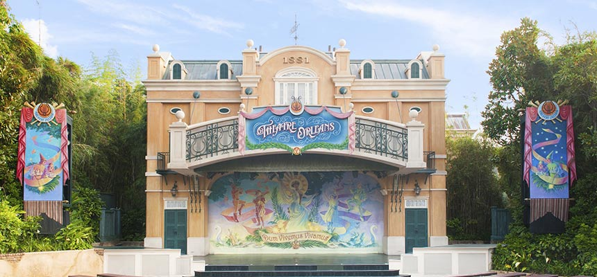 image of Theatre Orleans (Disney Character Greeting)1