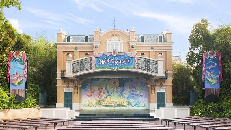 奥尔良剧场(迪士尼明星迎宾会)的图像