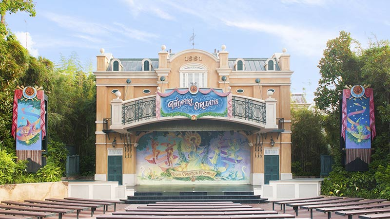 奧爾良劇場(迪士尼明星迎賓會)的圖像