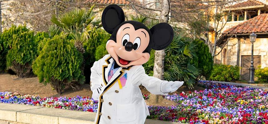 image of DisneySea Plaza1