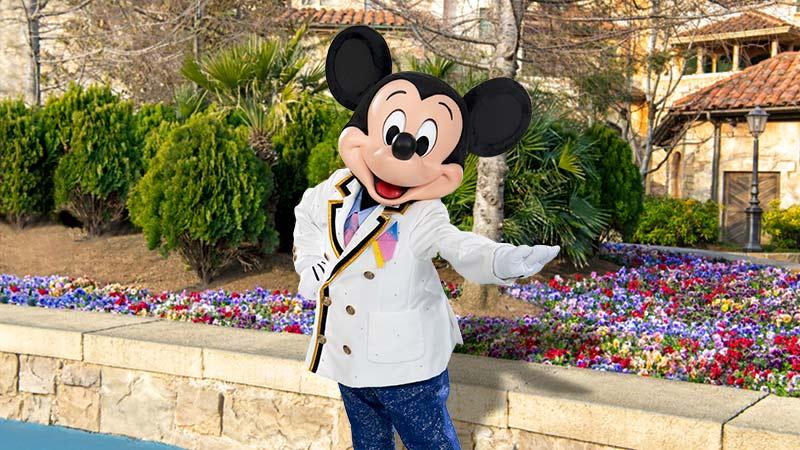 迪士尼海洋广场的图像