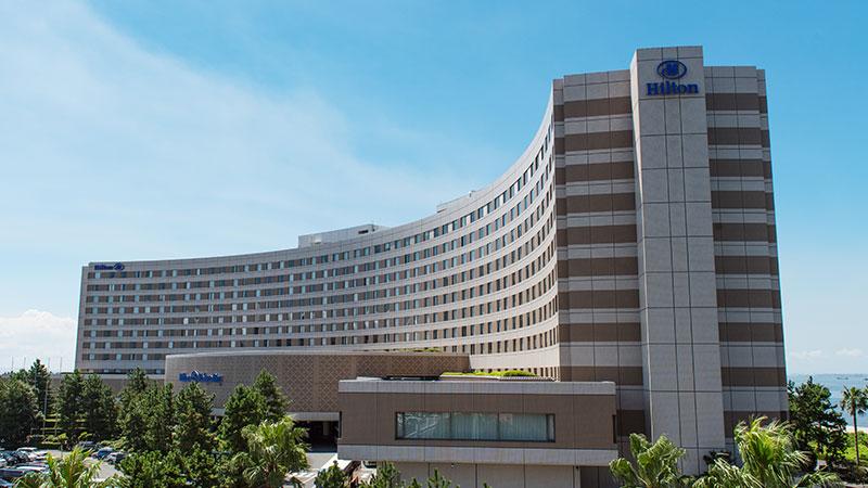 希爾頓東京灣大飯店的圖像