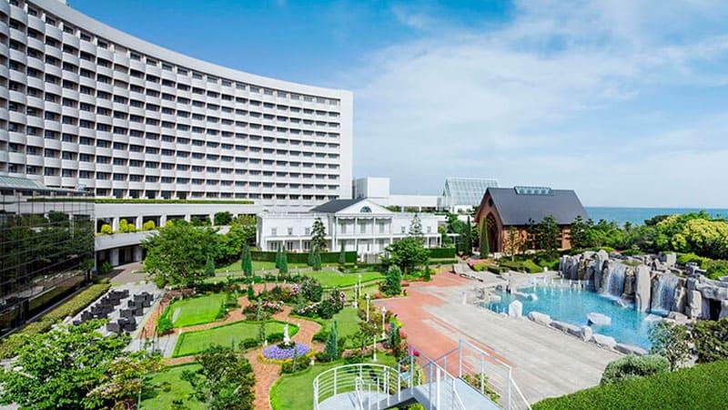 東京灣喜來登大飯店的圖像
