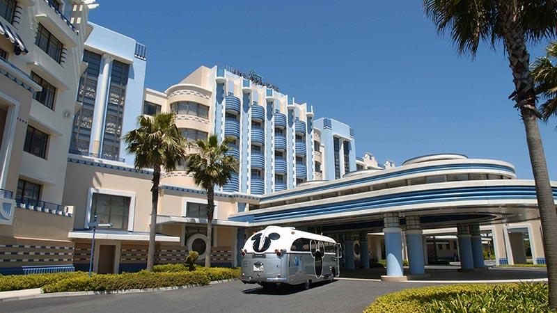 image of Disney Ambassador Hotel