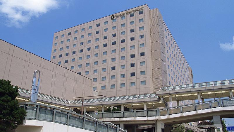 gambar Oriental Hotel Tokyo Bay