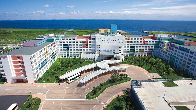 image of Mitsui Garden Hotel Prana Tokyo Bay