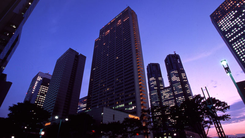 Keio Plaza Hotel Tokyo的圖像