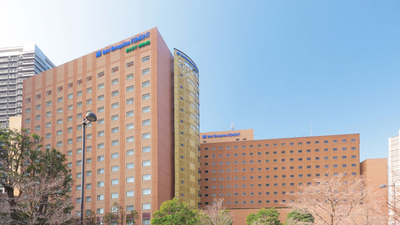 gambar Hotel Metropolitan Edmont
