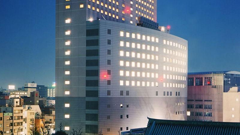 Dai-ichi Hotel Ryogoku的图像