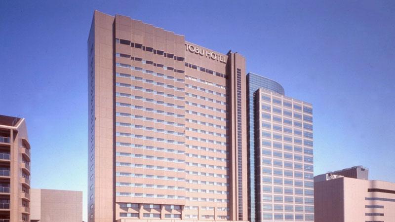 gambar Tobu Hotel Levant Tokyo