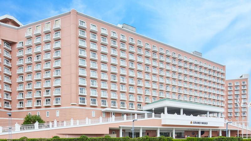 ディズニーリゾート周辺ホテル