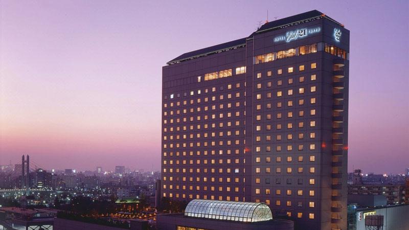 호텔 이스트 21도쿄 이미지