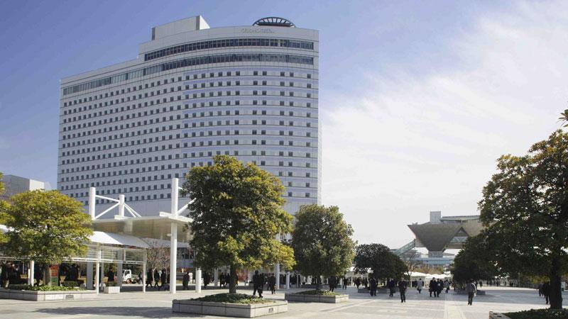 image of Tokyo Bay Ariake Washington Hotel