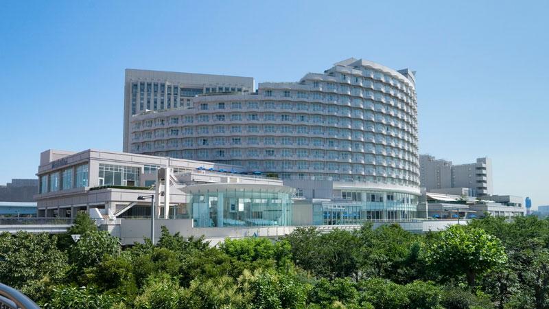 东京御台场希尔顿酒店的图像