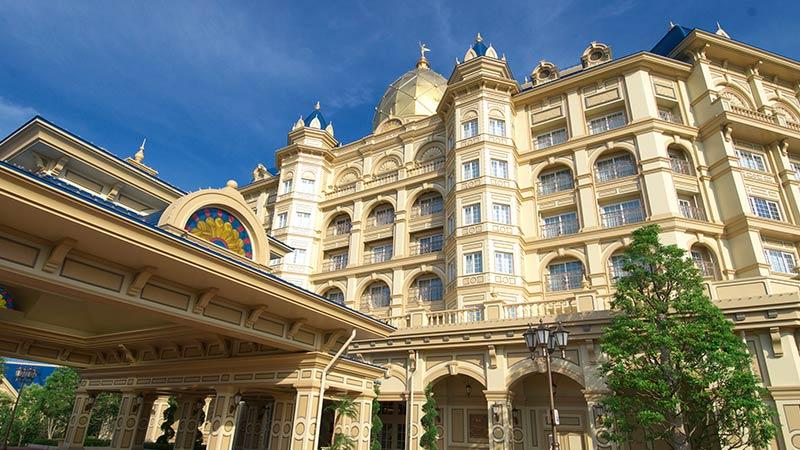 東京迪士尼樂園大飯店的圖像