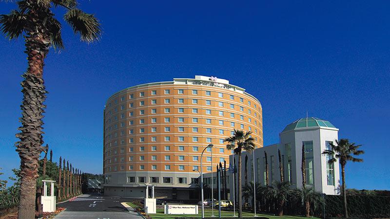 東京灣舞濱酒店的圖像