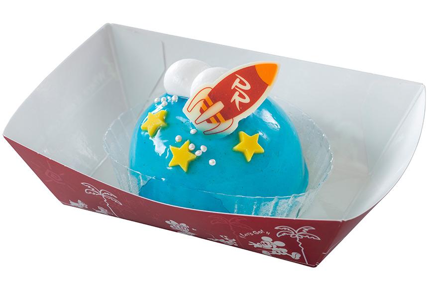 ヨーグルトムースケーキのイメージ