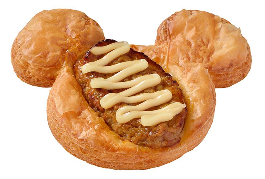 ハンバーグデニッシュのイメージ1