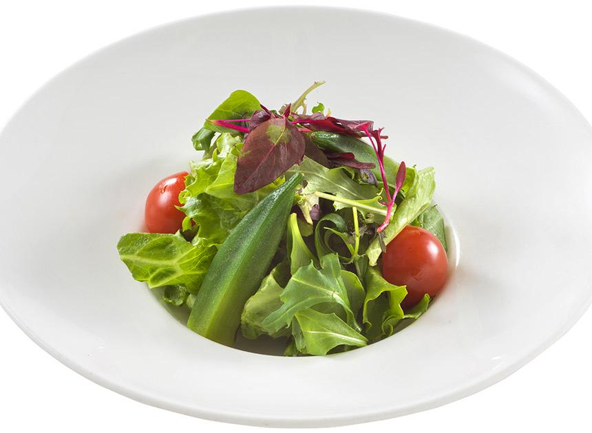 ガーデンサラダのイメージ