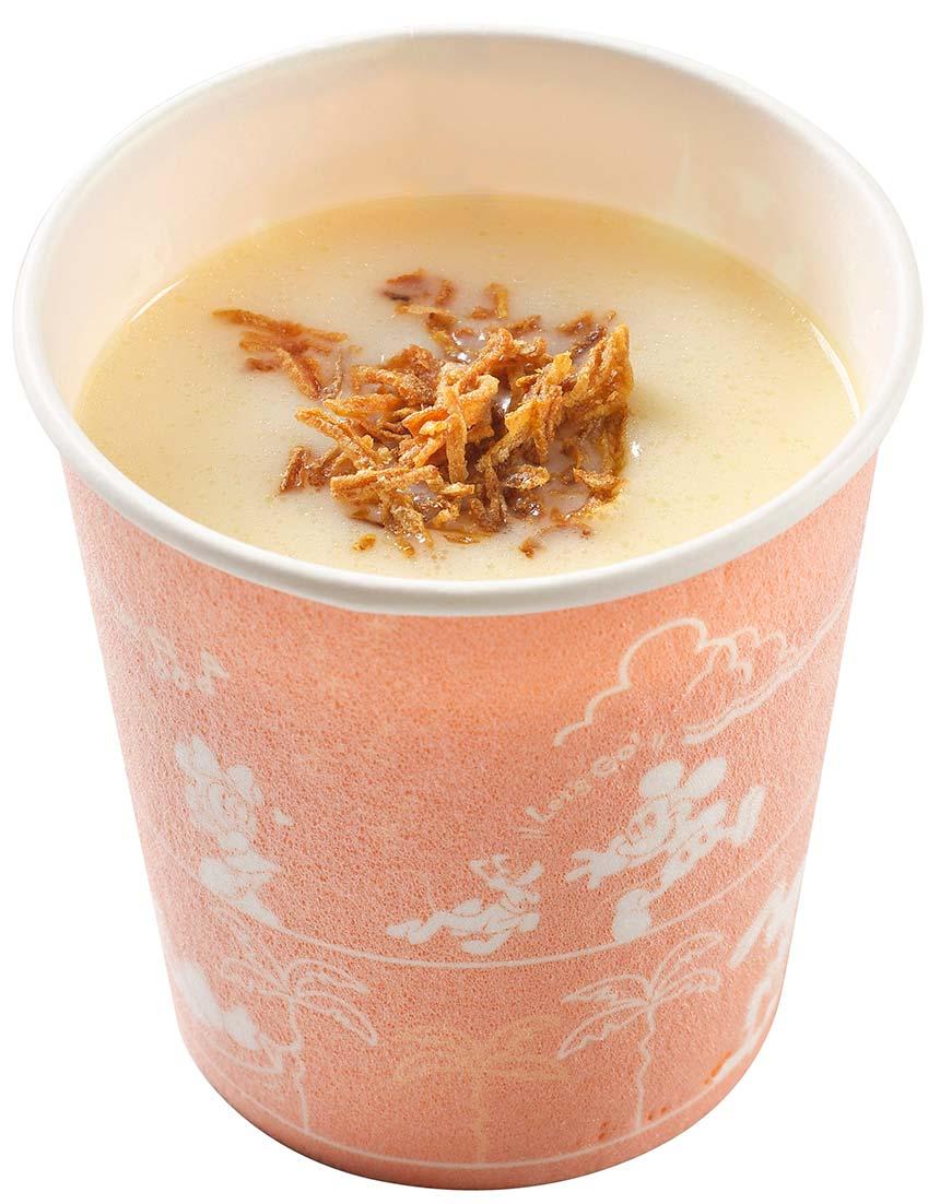 みそクリームスープのイメージ