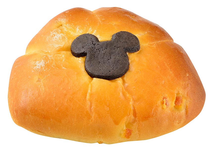 クリームパンのイメージ