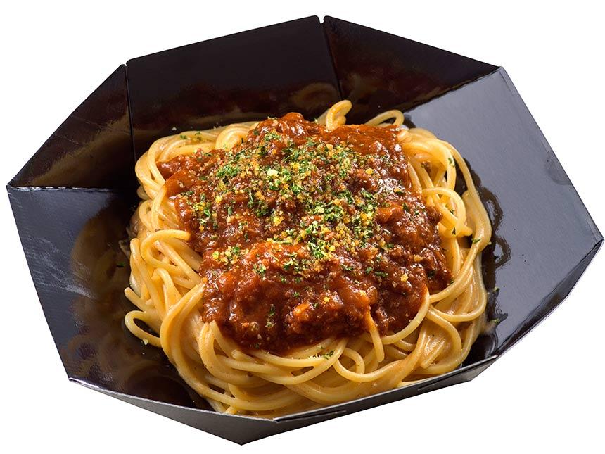 クリーミースパゲッティ、ミートソースのイメージ