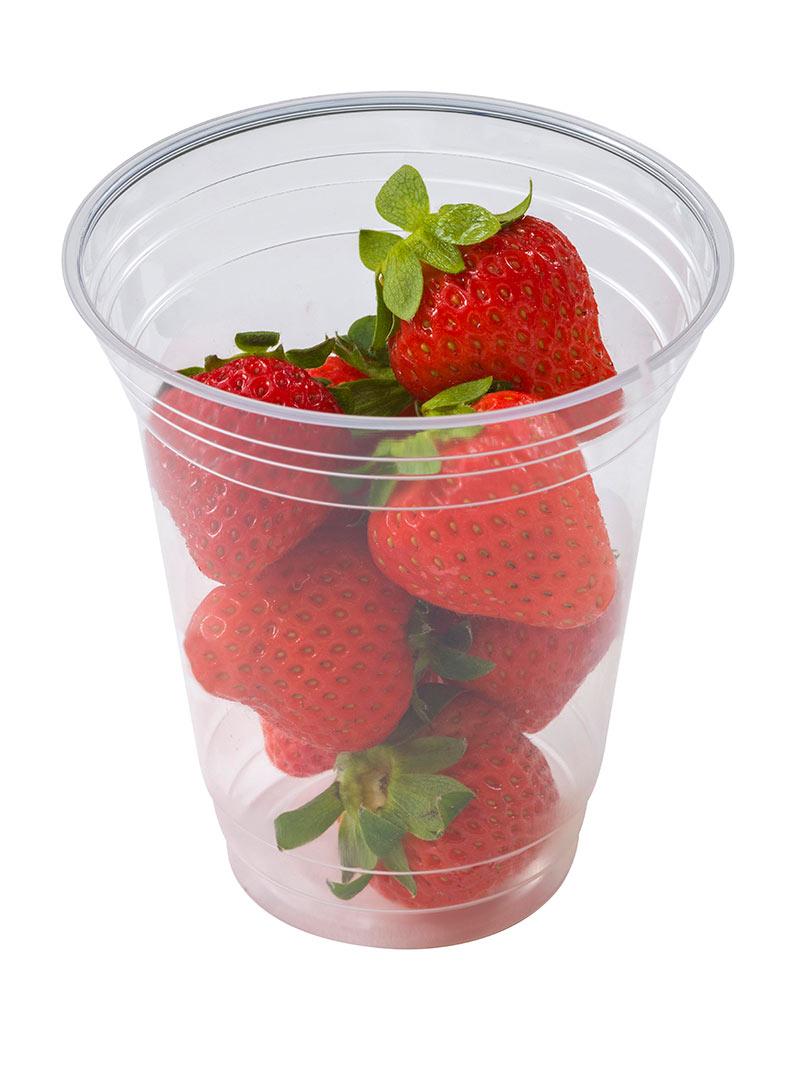 フレッシュフルーツカップ(ストロベリー)のイメージ