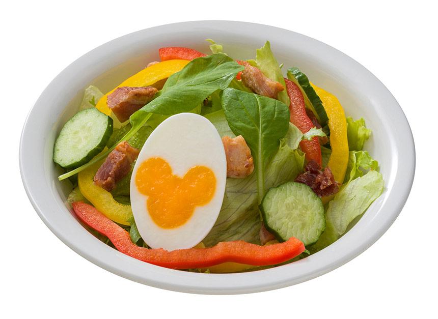 ハウスサラダのイメージ