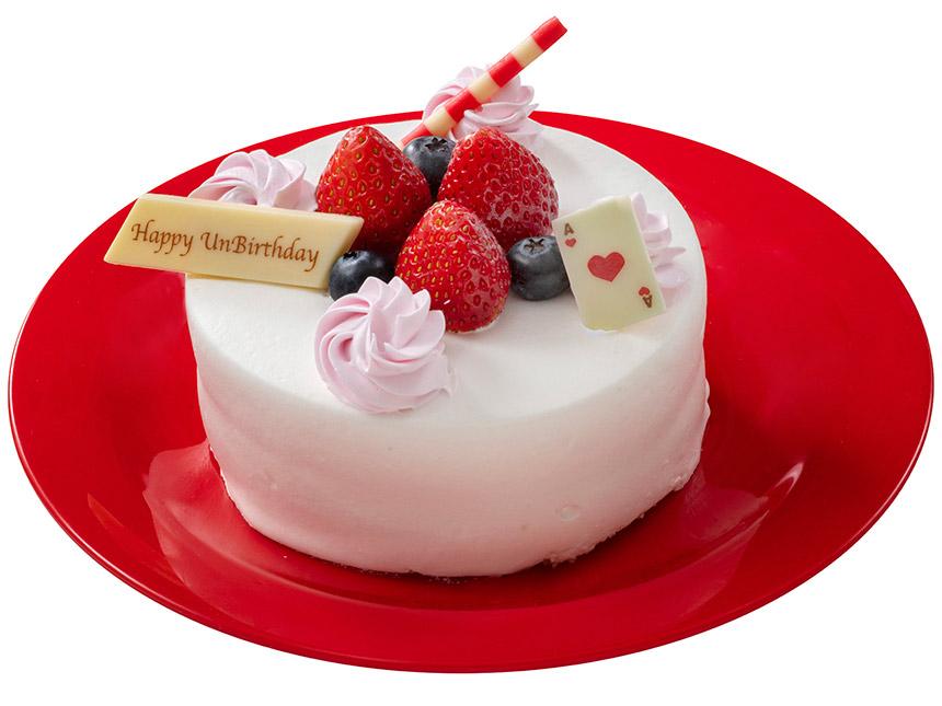 アンバースデーケーキのイメージ