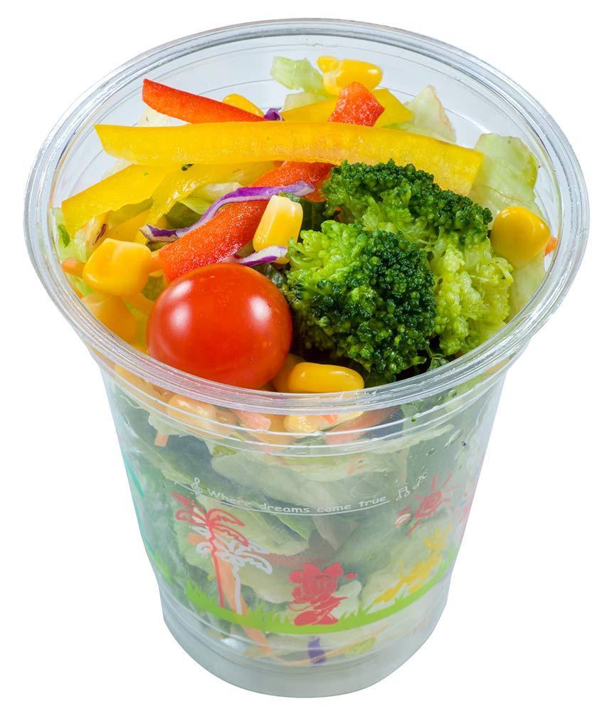 image of カップサラダ