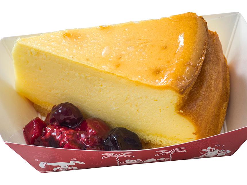 ニューヨークチーズケーキのイメージ