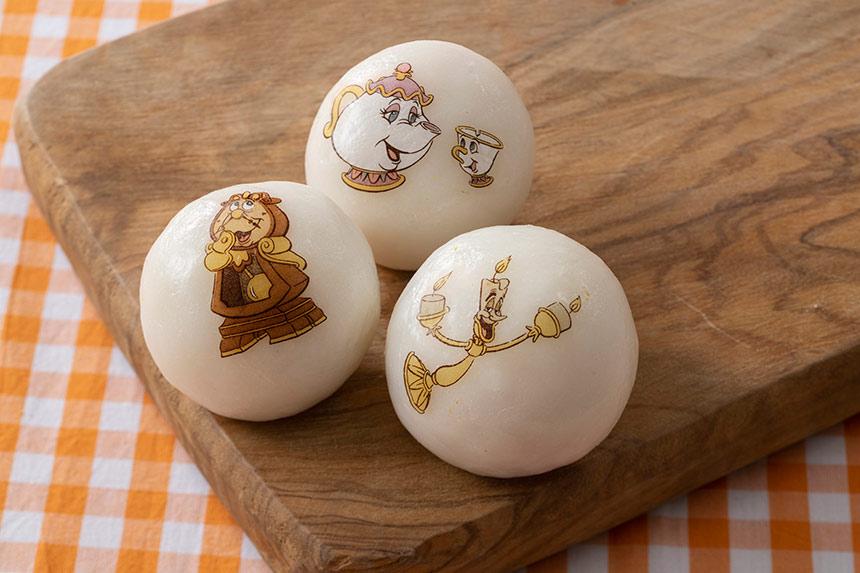 チーズクリームカレーもち(キーマ、トマト、オニオン)のイメージ