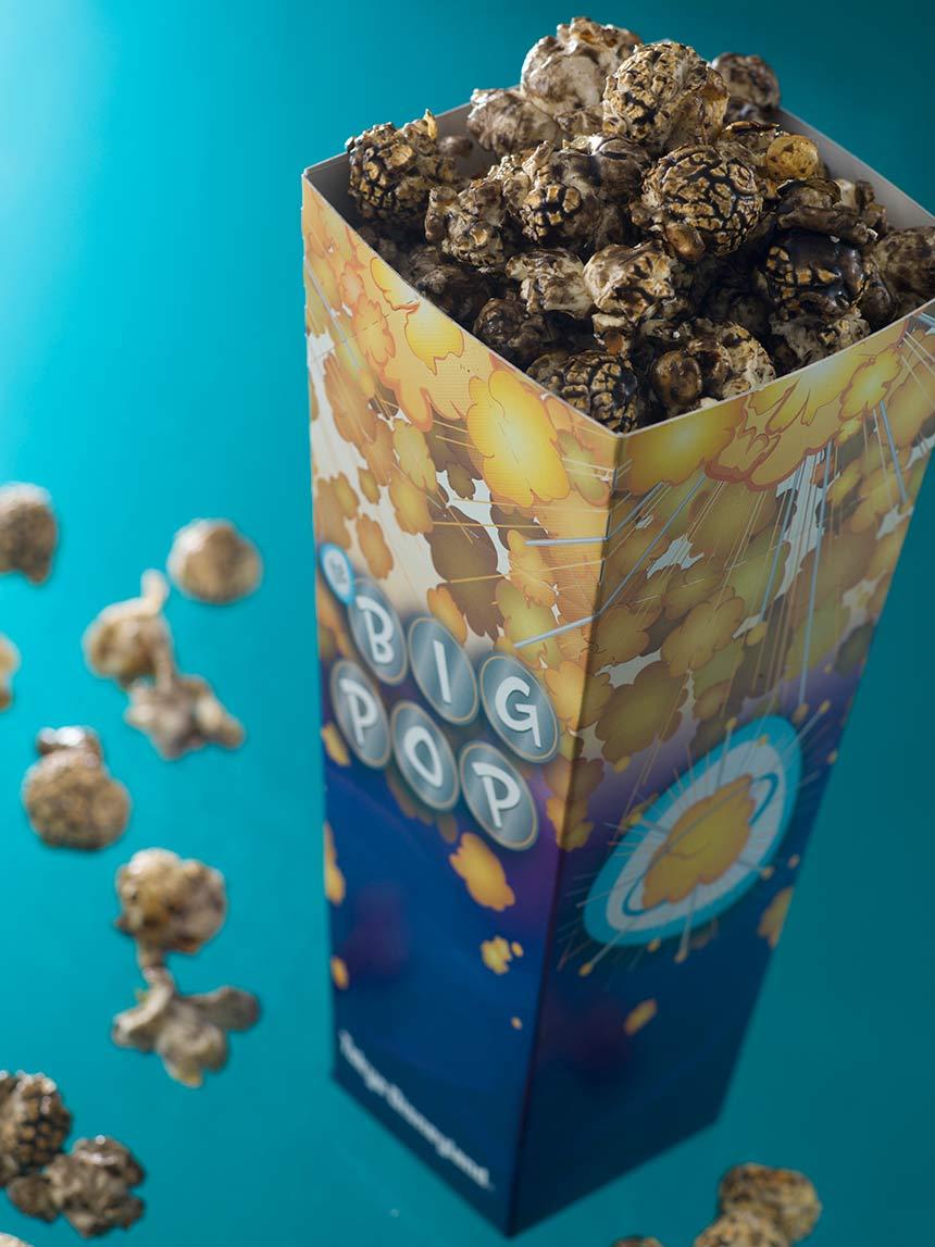 BBポップコーン クッキークリームポップコーンのイメージ