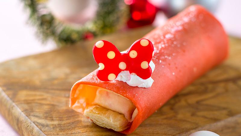 「ディズニー・クリスマス」 おすすめのスウィーツ&ドリンクのイメージ