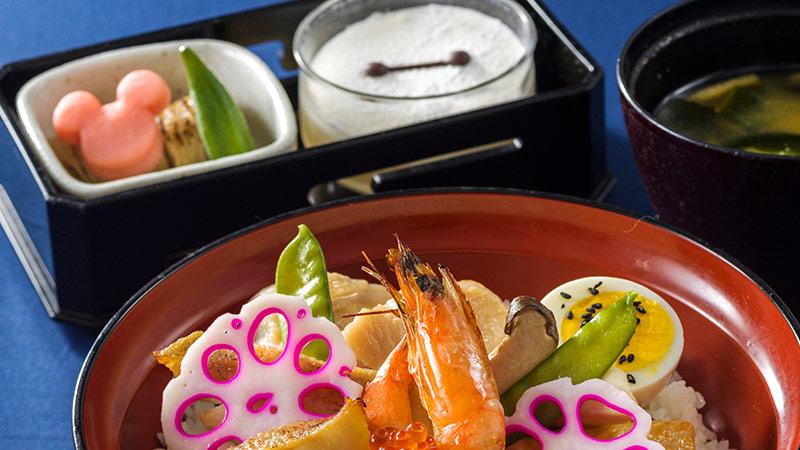 優雅な気分を味わえるレストランでちょっと贅沢なメニューをのイメージ