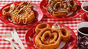 Great American Waffle Companyのメニューイメージ