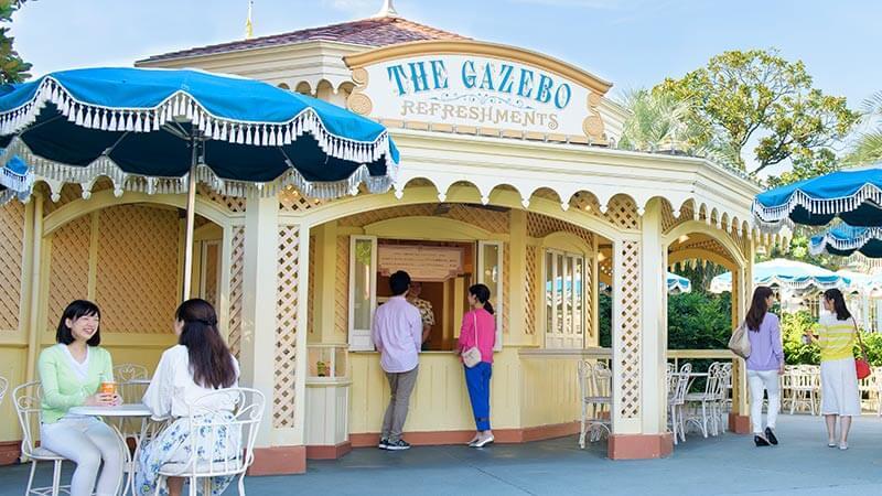 gambar The Gazebo