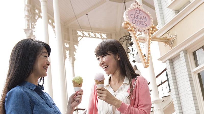 ภาพ ไอศกรีมโคน