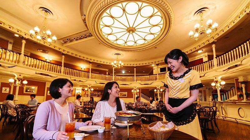 钻石马蹄餐厅的图像